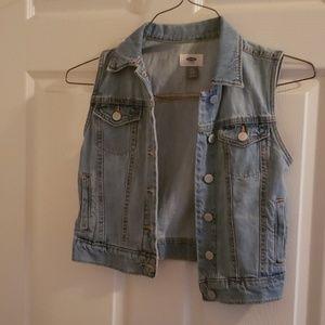 Cute Jean jacket for girls
